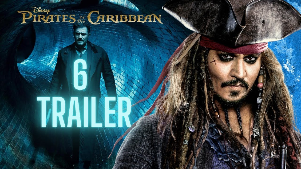 """Download Pirates of the Caribbean 6 Trailer: """"The Last Captain"""" (FM)"""
