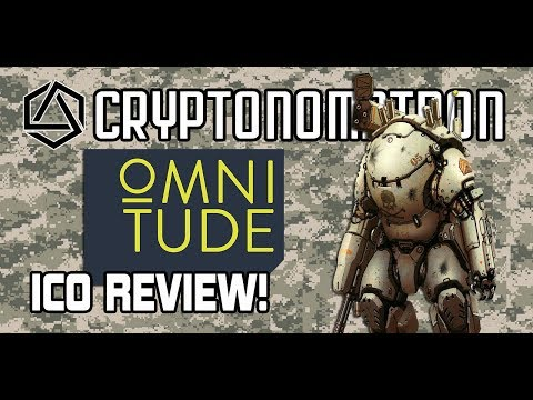 OMNITUDE ICO Review! Blockchain eCommerce Platform on Hyperledger! ECOM