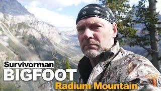 Survivorman Bigfoot | Episode 6 | Radium Mtn Returns | Les Stroud