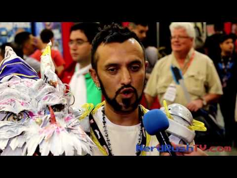 Interview with Guillermo Lopez   Power Morphicon 2016