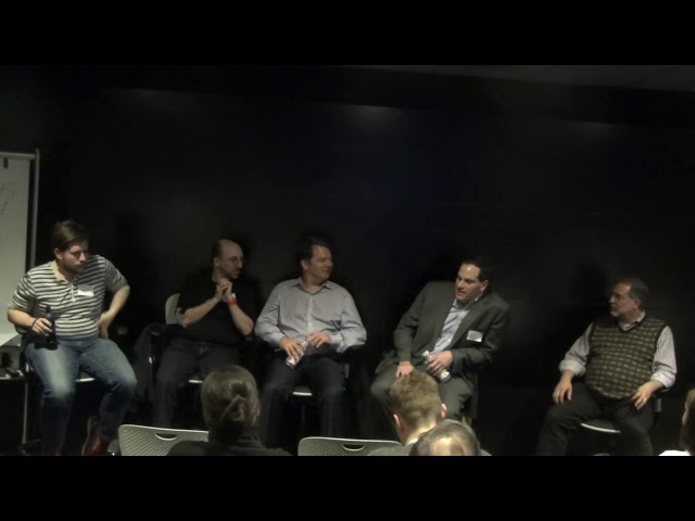 Disruptive Technologists Event: Digital Media -  TV, Video and Publishing