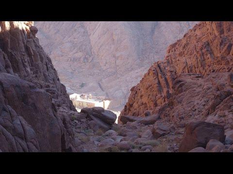 Sharm El Sheik Mt Sinai St Catherines Monastery