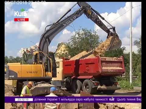 Телеканал Київ: 09.07.18 Столичні телевізійні новини 23.00