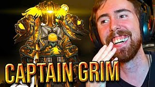 Asmongold Reacts To More Hilarious Captain Grim's WoW Machinimas