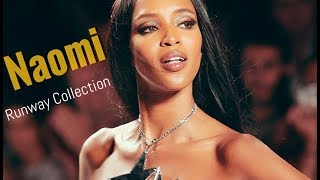 Supermodel*Naomi Campbell*Runway Collection