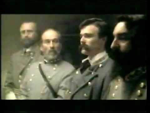 Gettysburg deleted scene 6   Lee, Euell, Early, Hill, Rhodes 360p