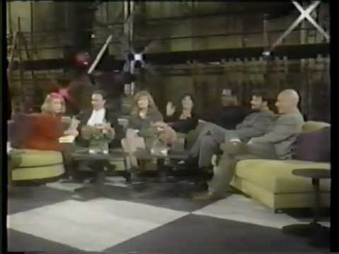 Star Trek The Next Generation Cast on the Joan Rivers Show - 1992 - Part 3 of 4