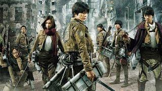 Trailer Film: Attack on Titan -- Haruma Miura, Kiko Mizuhara
