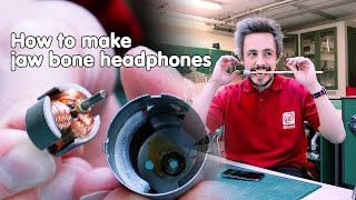 How to make jaw bone headphones | Do Try This At Home | We The Curious
