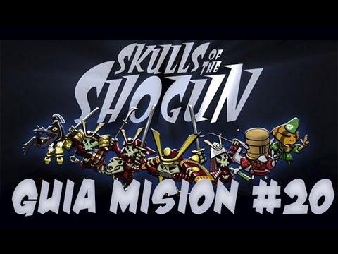 [G4G] Skulls of the Shogun - Guia Español - Mision Final : Fortaleza del Shogun parte 2