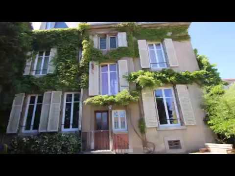 Maison Bourgeoise De 1890 Avec 5 7 Chambres Jardin Et Double