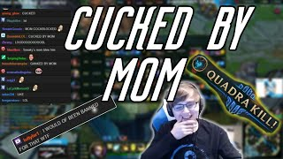 c9 sneaky   cucked by mom