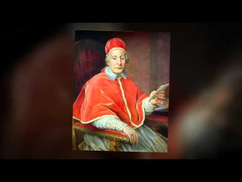 Pope Clement XI (THE 4th ALBANIAN POPE).