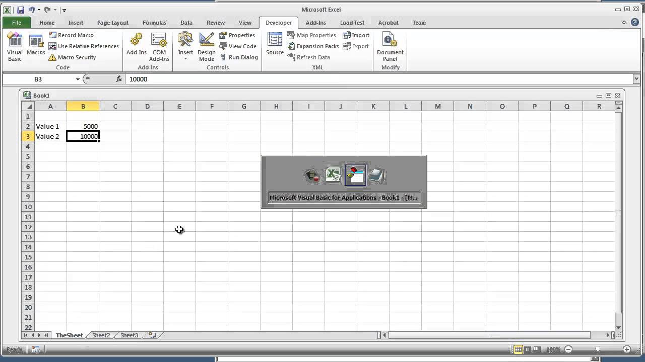 Open a closed workbook with VBA and Write Insert or Save Data ...