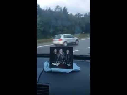 Mallet Album Man on fire - On my way