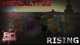 Roblox Apocalypse Rising ein Dayz, aber billig