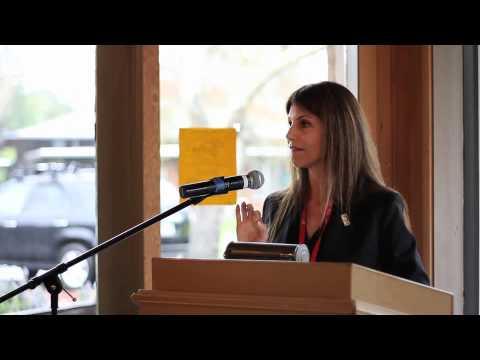 The Women's PowerStrategy™ Conference 2012: Malissa Feruzzi Shriver, Keynote Speaker