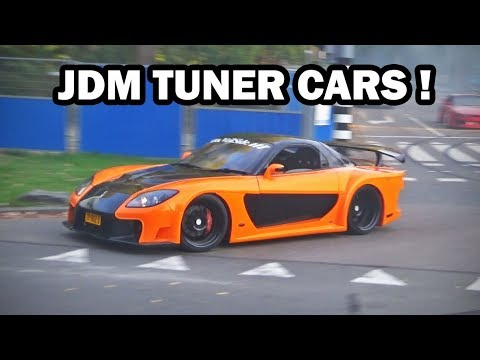 Best of JDM Tuner Cars Compilation 2018!