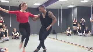 �������� ���� Yoandy Villaurrutia & Natasha Sirenko | Salsa Cuban Style ������