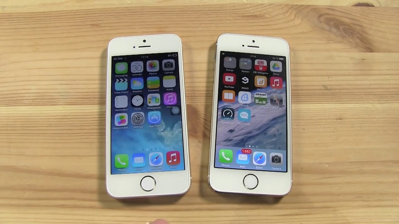 Iphone 5s Copy Comparison With Apple Iphone 5s Original Youtube