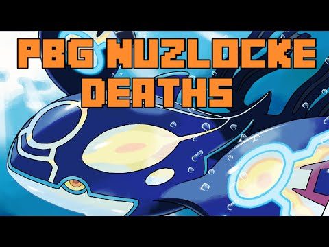 PBG Alpha Sapphire Nuzlocke Deaths