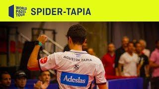 El día en el que Agustín se convirtió en 'Spider-Tapia'