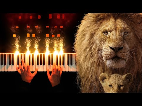Hans Zimmer - Lion King 2019 - Remember (Piano Version) mp3