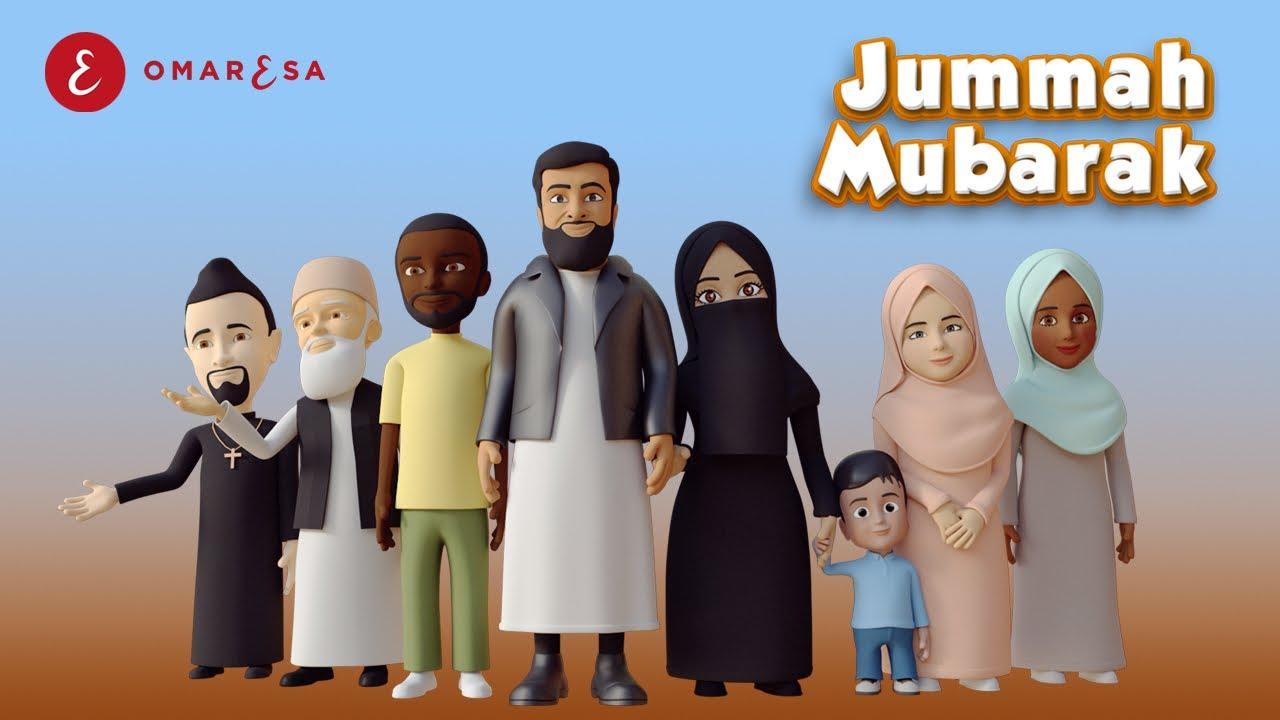 A MUSLIM SUPERHERO RISES - I'M THE BEST MUSLIM - ALL EPISODES SO FAR