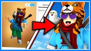 ROBLOX How To Render Your Roblox Character In Blender For FREE!! (Tutorial)