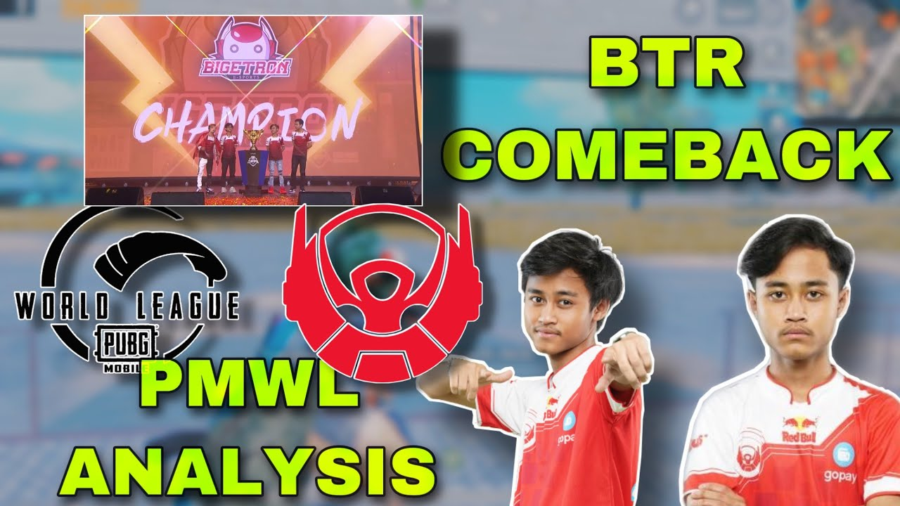 BTR DID THE IMPOSSIBLE IN PMWL!!!! FULL ANALYSIS