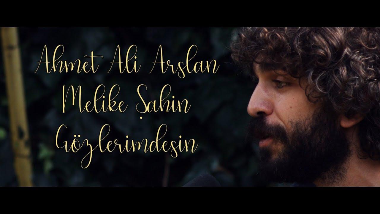 Ahmet Ali Arslan & Melike Şahin - Gözlerimdesin I Bahçeden I Canlı Performans