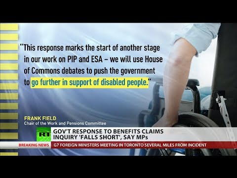Government response to benefits claims inquiry 'falls short', say MPs