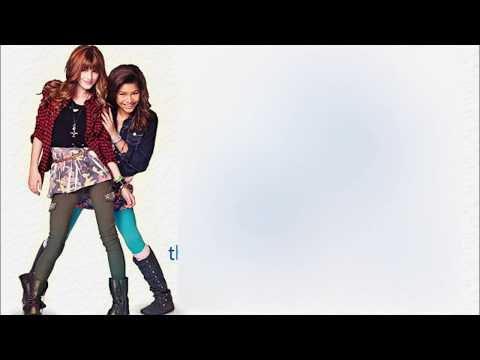 Zendaya & Bella Thorne  Something To Dance ForTTYLXOX MashUp  Lyrics On Screen