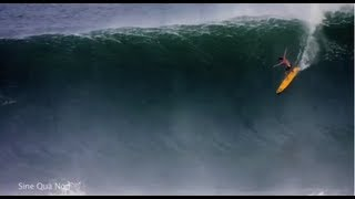 Big Wave Surfer Greg Long in Film by The Inertia