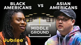 Are We Allies? Black Americans vs Asian Americans | Middle Ground