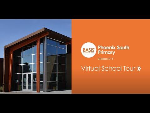 BASIS Phoenix South Primary - Virtual School Tour