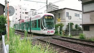 広島電鉄5100形5101号 広電西広島〜東高須