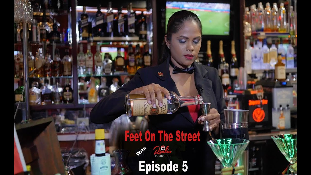 Download Feet on The Street Episode 5 : The Mixologist