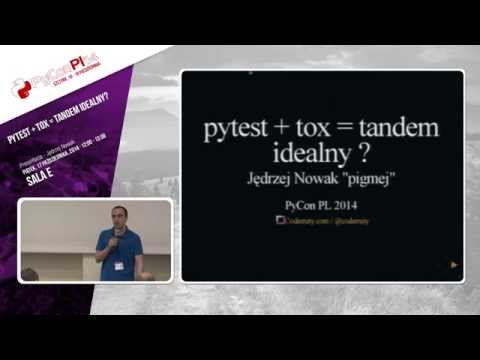 Image from pytest + tox = tandem idealny?