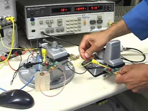 LMH6629 Op Amp Noise Figure Demo