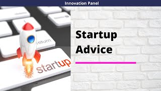 INNOVATION PANEL || WEEK 1 || Startups in time of crisis || 1/2