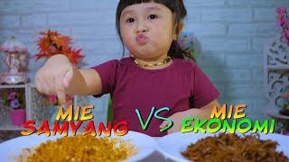Apa Yang Terjadi Nih??.. Makan Mie Sampai Mommy Diusir!!