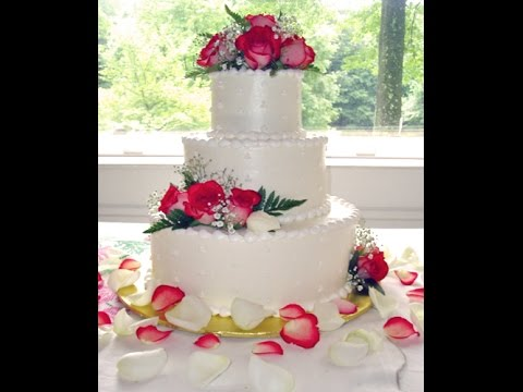 How To Make A 3 Tiered Cake Gretchens Bakery Youtube