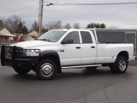 2008 dodge 5500