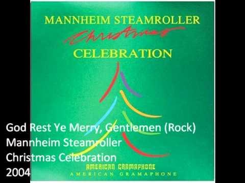 God Rest Ye Merry Gentlemen - Mannheim Steamroller