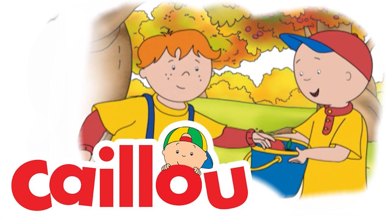 caillou episodes free youtube