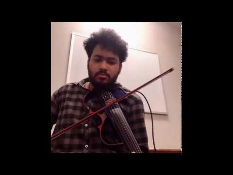 Chords for Sreeragamo Violin Notes Explained | Carnatic