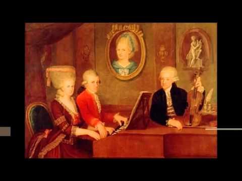 "W. A. Mozart - KV 203 (189b) - ""Colloredo"" Serenade in D major"