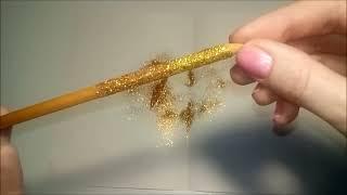 Блестящие карандаши