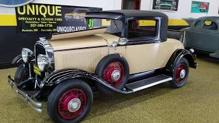 1931 Buick 56 S coupe for sale